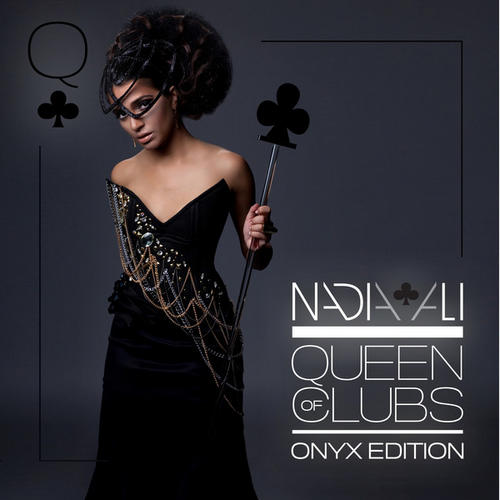 Album Art - Queen Of Clubs Trilogy: Onyx Edition