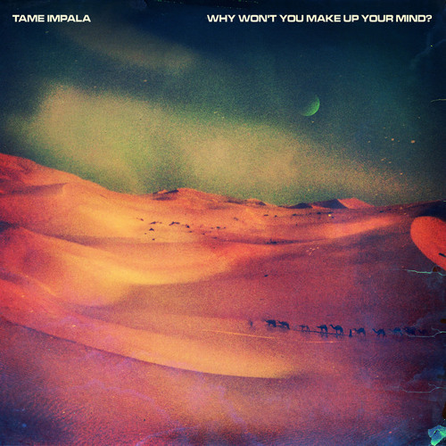 Album Art - Why Won't You Make Up Your Mind? (Remixes)