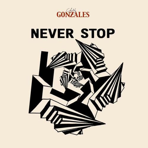 Album Art - Never Stop