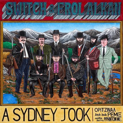 Album Art - A Sydney Jook