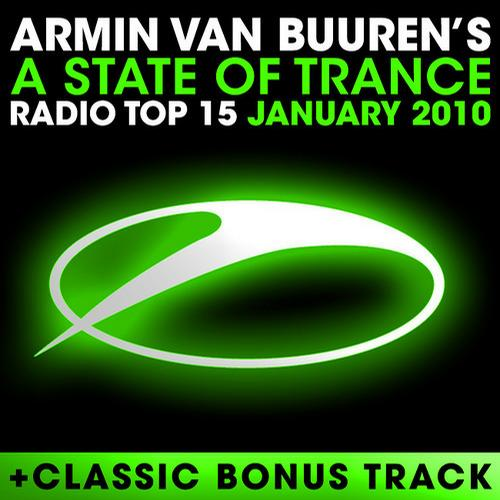 Album Art - A State Of Trance Radio Top 15 - January 2010 - Including Classic Bonus Track