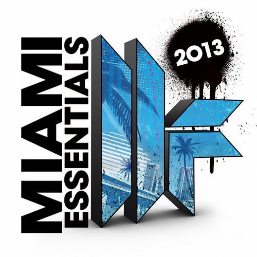 Album Art - Toolroom Miami Essentials 2013