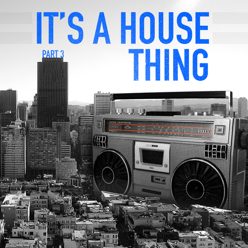 Album Art - It's A  House Thing - Volume 3