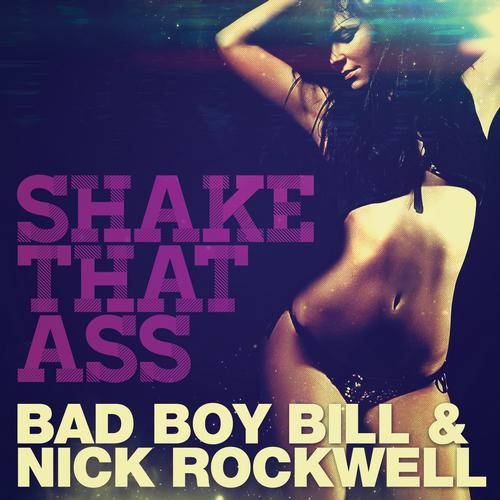 Album Art - Shake That Ass (ReWork)