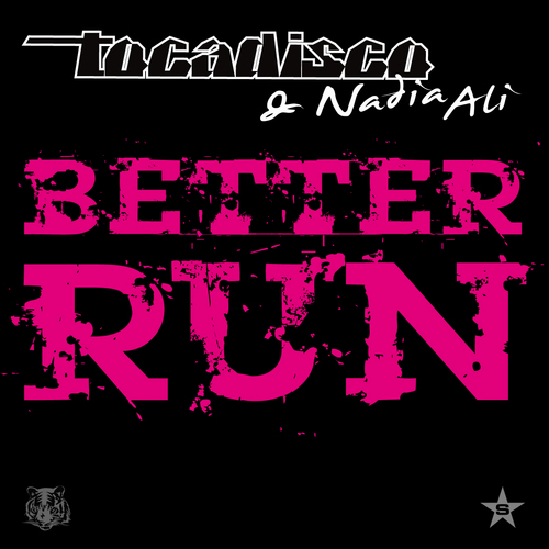Album Art - Better Run - Taken From Superstar