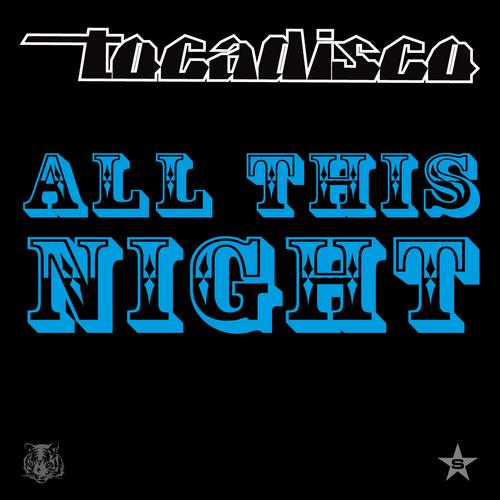 Album Art - All This Night