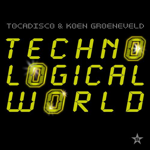 Album Art - Techno Logical World - Taken From Superstar