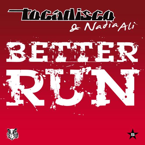 Album Art - Better Run (Remixes)