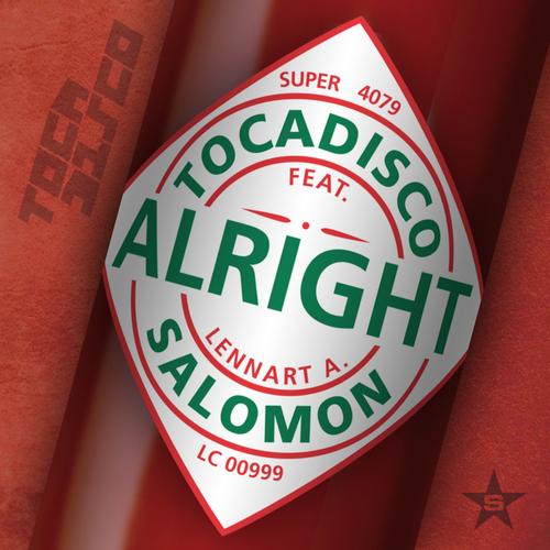 Album Art - Alright
