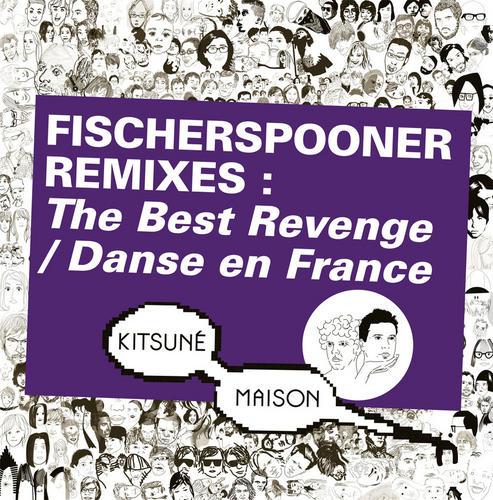 Album Art - Kitsune: Remixes The Best Revenge / Danse En France EP