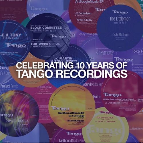 Album Art - 10 Years Of Tango Part 1
