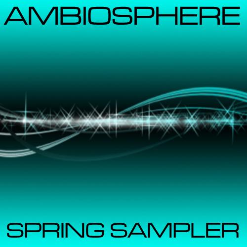 Album Art - Spring Sampler
