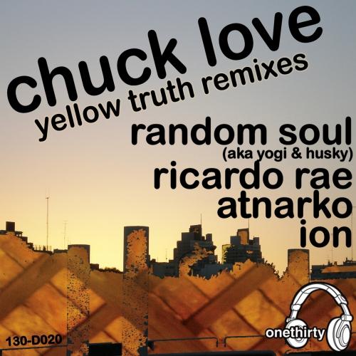 Album Art - Yellow Truth Remixes
