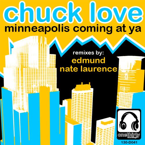 Album Art - Minneapolis Coming At Ya