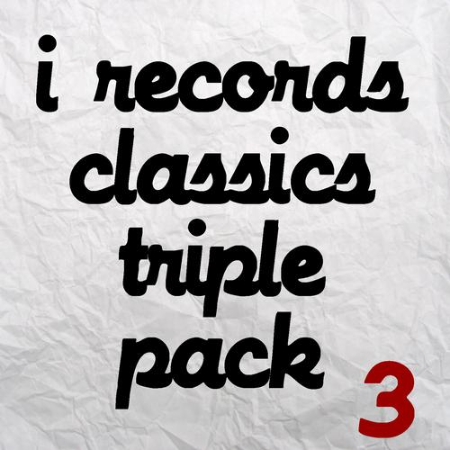 Album Art - I Records Classics Triple Pack Three
