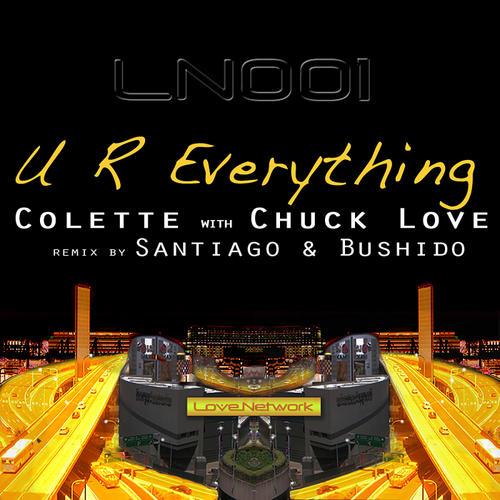 Album Art - UR Everything