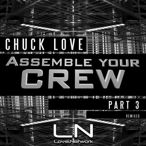 Album Art - Assemble Your Crew Part 3