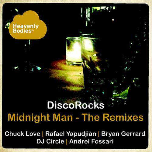 Album Art - Midnight Man - The Remixes