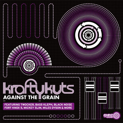 Album Art - Krafty Kuts Re-Rubs