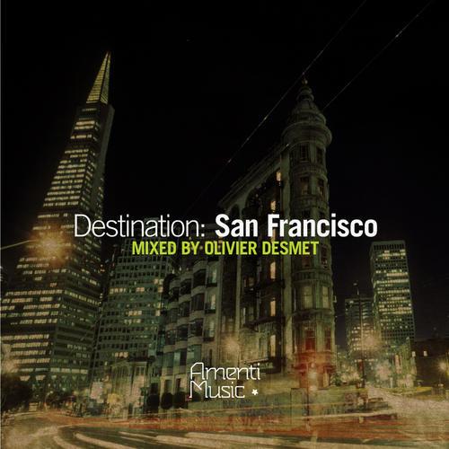 Album Art - Destination: San Francisco