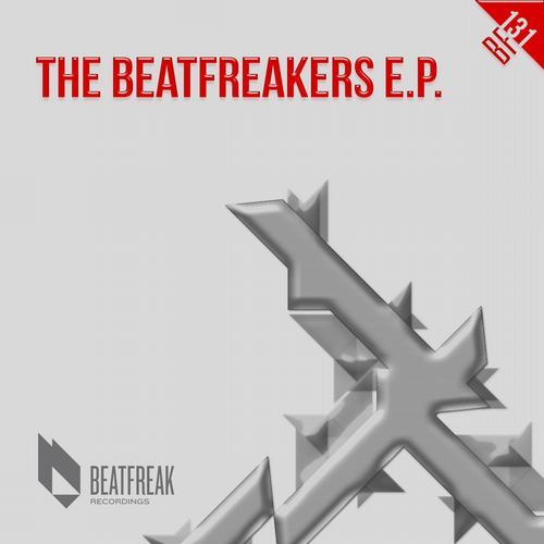 Album Art - THE BEATFREAKERS E.P.