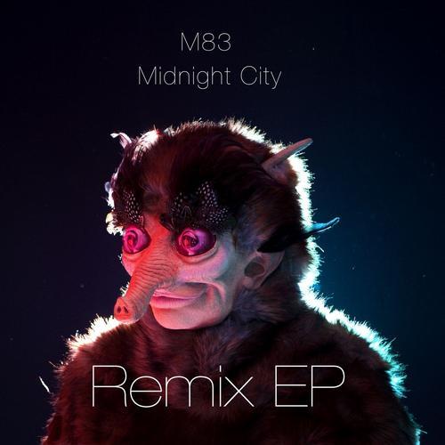 Album Art - Midnight City
