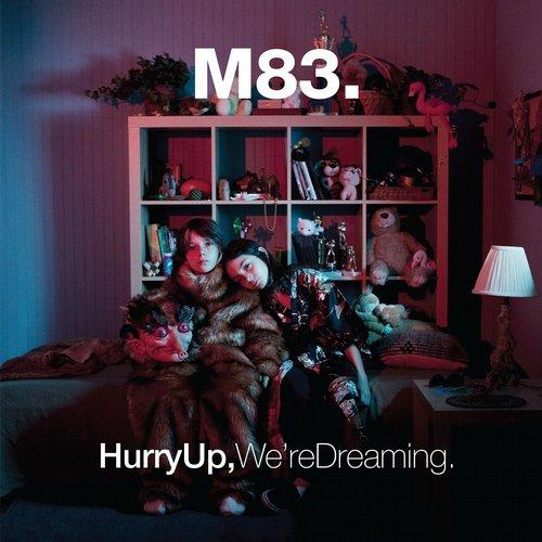 Hurry Up, We're Dreaming Album Art