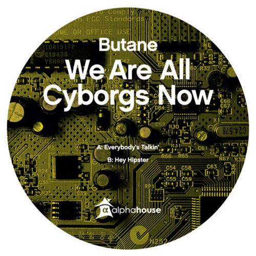 Album Art - We Are All Cyborgs Now