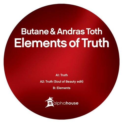 Elements Of Truth Album Art