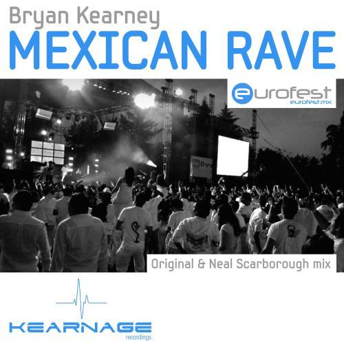 Album Art - Mexican Rave