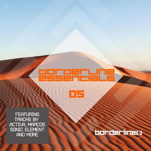 Album Art - Borderline Essentials - Vol. 5
