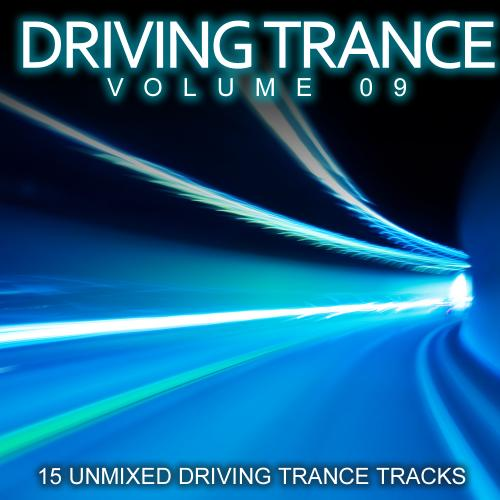 Album Art - Driving Trance Volume 09