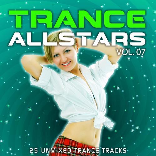 Album Art - Trance Allstars - Vol 7
