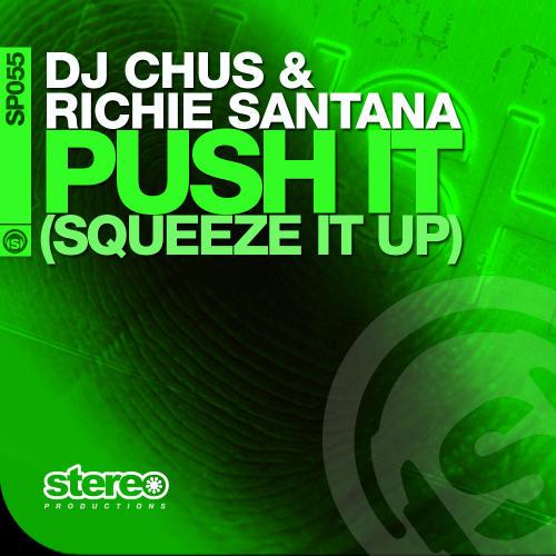 Album Art - Push It (Squeeze It Up)