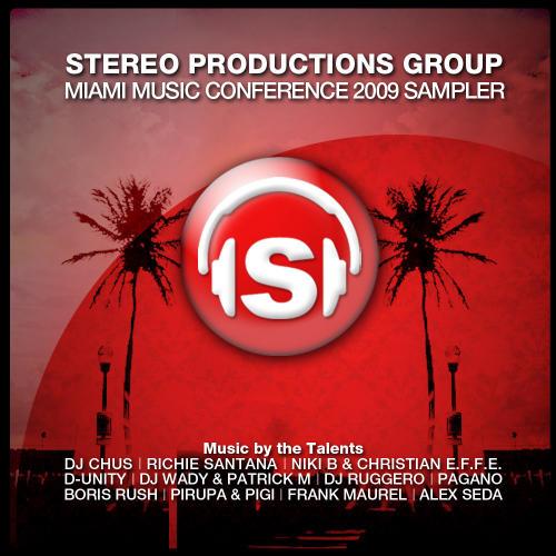Album Art - Miami Music Conference 2009 Sampler