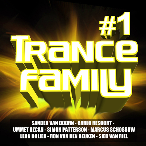 Album Art - Trance Family Part 1