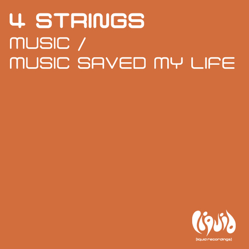 Album Art - Music / Music Saved My Life