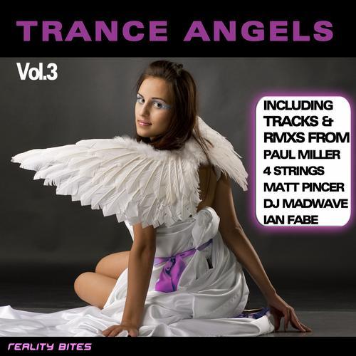 Album Art - Trance Angels Volume 3