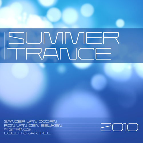 Album Art - Summer Trance 2010 - Part 1