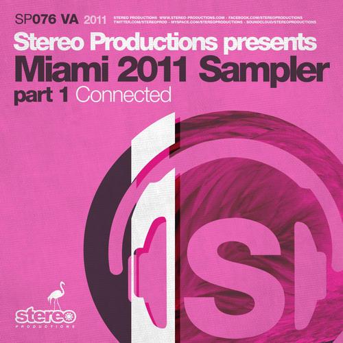 Album Art - Miami 2011 Sampler Pt. 1: Connected