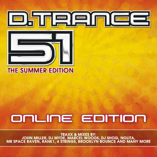 Album Art - D.Trance 51