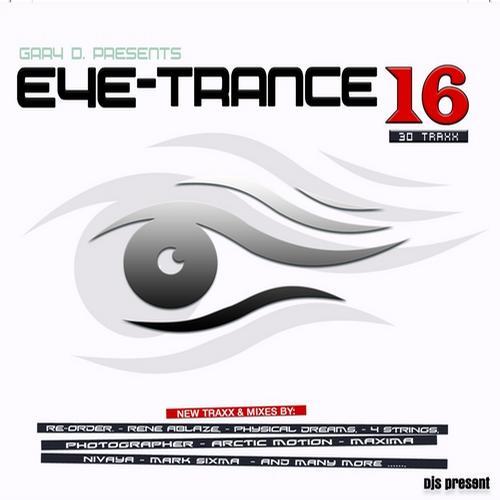 Album Art - EyE-Trance 16