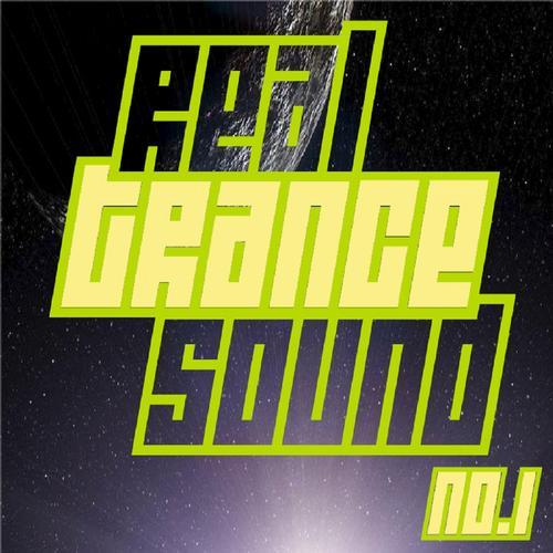 Album Art - Real Trance Sound No. 1
