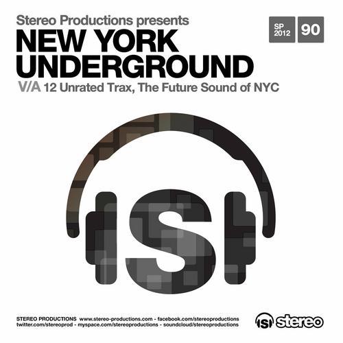 Album Art - New York Underground