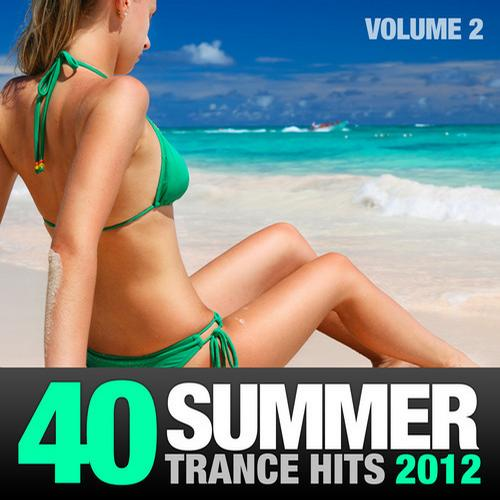 Album Art - 40 Summer Trance Hits 2012, Vol. 2