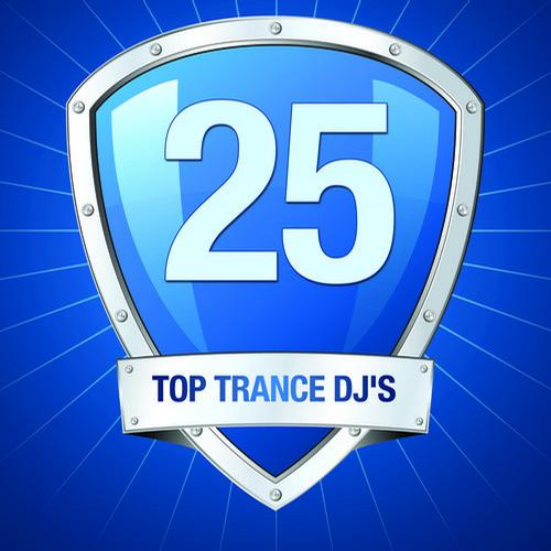 Album Art - Top 25 Trance DJ's