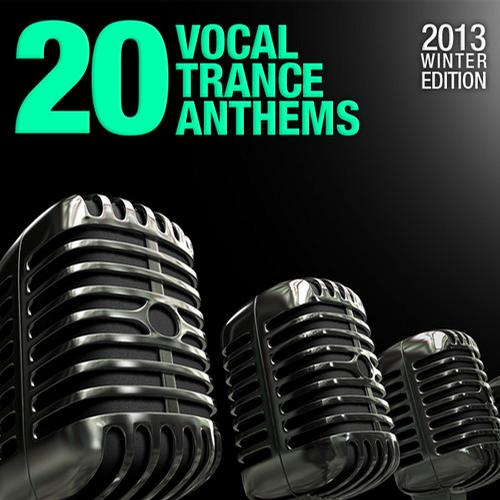 Album Art - 20 Vocal Trance Anthems - 2013 Winter Edition