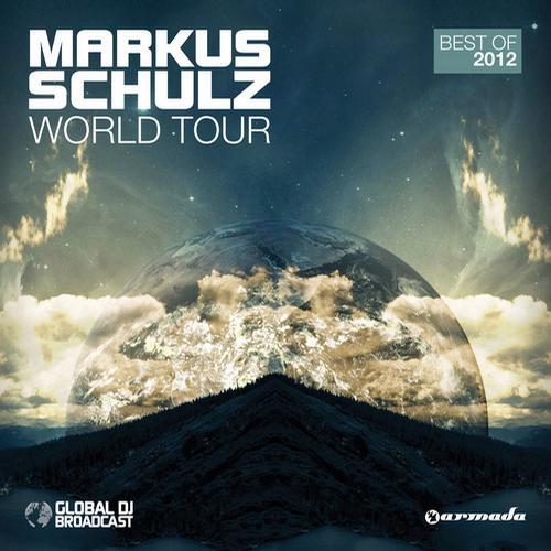 Album Art - World Tour - Best Of 2012 - Unmixed