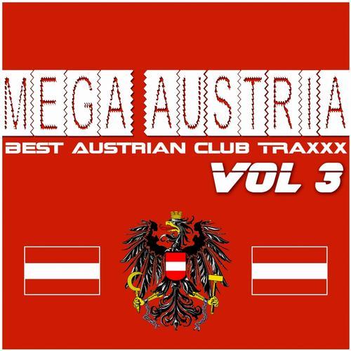 Album Art - Mega Austria, Vol. 3 (Best Austrian Club Traxxx)