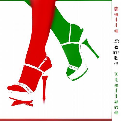 Album Art - Belle gambe italiane (Top of Italian Lounge and Bossa Sounds)